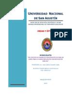 Monografía de Ondas y Optica