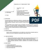Proyecto de Olimpiadas. i.e.s Jorge Chavez (1)