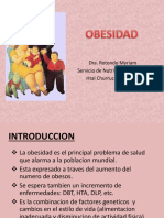 Charla Obesidad