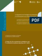 la integración de las tics en el sistema educativo.pdf