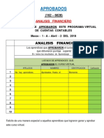 1_- 2018- _162 -6628_ SI APROBADOS - Marzo - 1 - A - Abril - 2 - 2018- Analisis Financiero