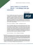 ALVES, Giovani; ARAÚJO, Renan. Thompson, Lukács e o conceito de experiência - Um diálogo mais que necessário.pdf