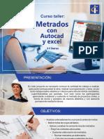 Metrado Con Autocad y Excel