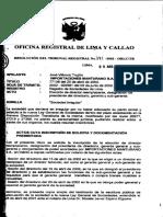 Derecho Comercial III (Sociedades II) - 381-2002-Inscripcion de Actos