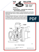 Wastegate Turbochargers — Description, Operation