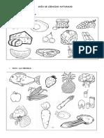 Nutricion -NEE 5º