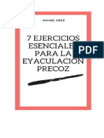 7 Ejercicios Esenciales Para La Eyaculación Precoz