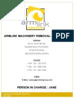 Amr - machinery