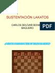 Exposición LAKATOS