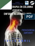 Kinesioterapia en Dolor Cervical - Enfoque Neuromecánico