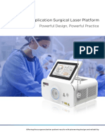 M2 Multi Application Surgical Laser