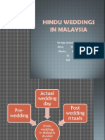 Hindu Weddings in Malaysia (Presentation BI)