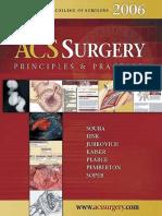 9780974832791 - Acs Surgery 2006