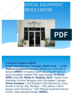 Aceh Medical Equipment Service Center Poin