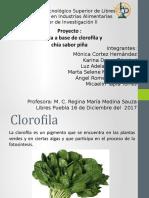bebida de Clorofila.pptx
