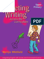 Targeting Writing Across the Curriculum Upper Primary Final