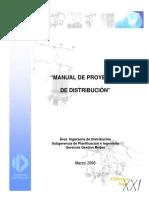 309697828 Manual de Proyectos de Distribucion Chilectra Lagolivconsultores Cl PDF