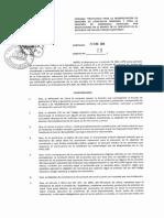Protocolo Objeción de Conciencia