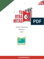 Gestión de Estrategias de Organizaciones Deportivas_Texto_Unidad II