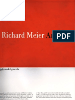 Architettura Richard Meier - Architect Red Book