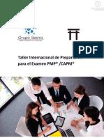 Brochure Pmp - Capm