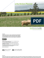 Farm Biosecurity Action Planner