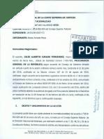 Opinión Procuraduría General de la República de Costa Rica a favor de la opinión consultiva