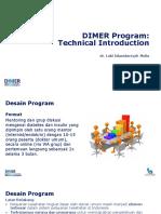 Dimer Program (Nnid)