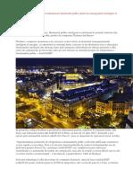 O Companie Din Romania Revolutioneaza Iluminatul Public
