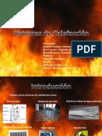 Sistemas de Calefaccion