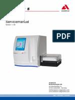 Hemolyzer 5 ServiceManual