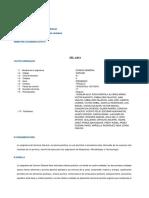 silabus quimica 2018-I