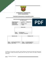 48.Umpan Balik (Pelaporan) Pelaksana Program