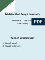 melakargraffungsikuadratik-140219234547-phpapp01