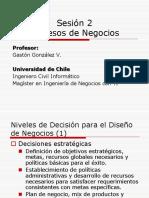 BPM (Sesión 2 - Procesos de Negocios)