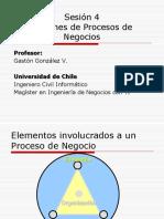 BPM (Sesión 4 - Patrones de Procesos de Negocios)