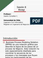 BPM (Sesión 8 - Bizagi)