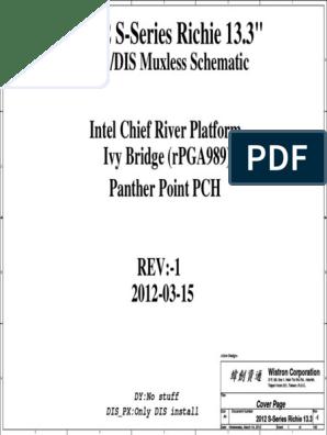 wistron_2012_s-series_richie_13 3_r-1_schematics pdf | Bios