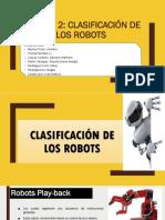 Tipos de Robots
