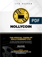 Nollycoin White Paper March 21st Updated