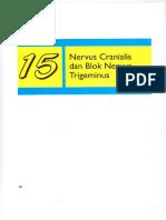 Bab 15 Nervus Cranialis Dan Blok Nervus Trigeminus