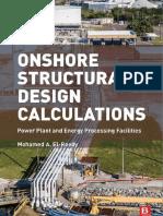 Onshore StructuralmDesign Calculation
