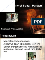 Analisis Mineral.ppsx