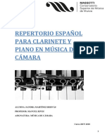 Trabajo Musica de Cámara 3º 2