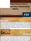 List of Profitable Business Ideas in Wood and Wood Products Manufacturing Industry.