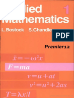 L. Bostock, F.S. Chandler - Applied Mathematics_ v. 1 (1975, Trans-Atlantic Publications, Inc.).pdf