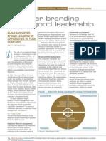 SOUTH AFRICA - Employer branding needs good leadership