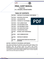 Internal Audit Manual New