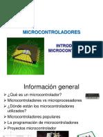 CLASE 01 Microcontrol