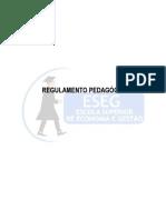 Regulamento Pedagogico - ESEG 2018 FFFFFFFFFFF